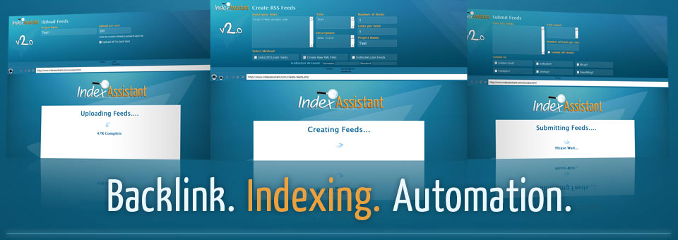 Index Assistant 2.0!